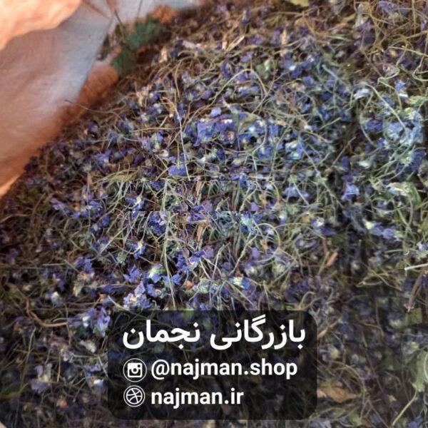 فروش عمده گل بنفشه خشک